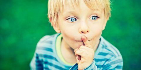 10 caratteristiche del bambinoindaco