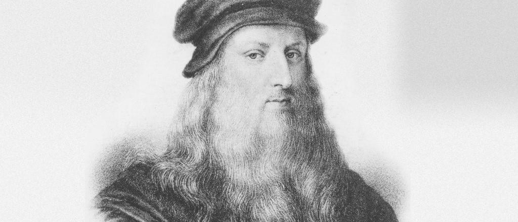Leonardo Da Vinci scriveva alcontrario