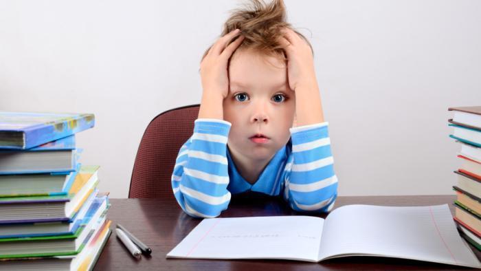 Vai a fare i compiti! quante volte lo haidetto?