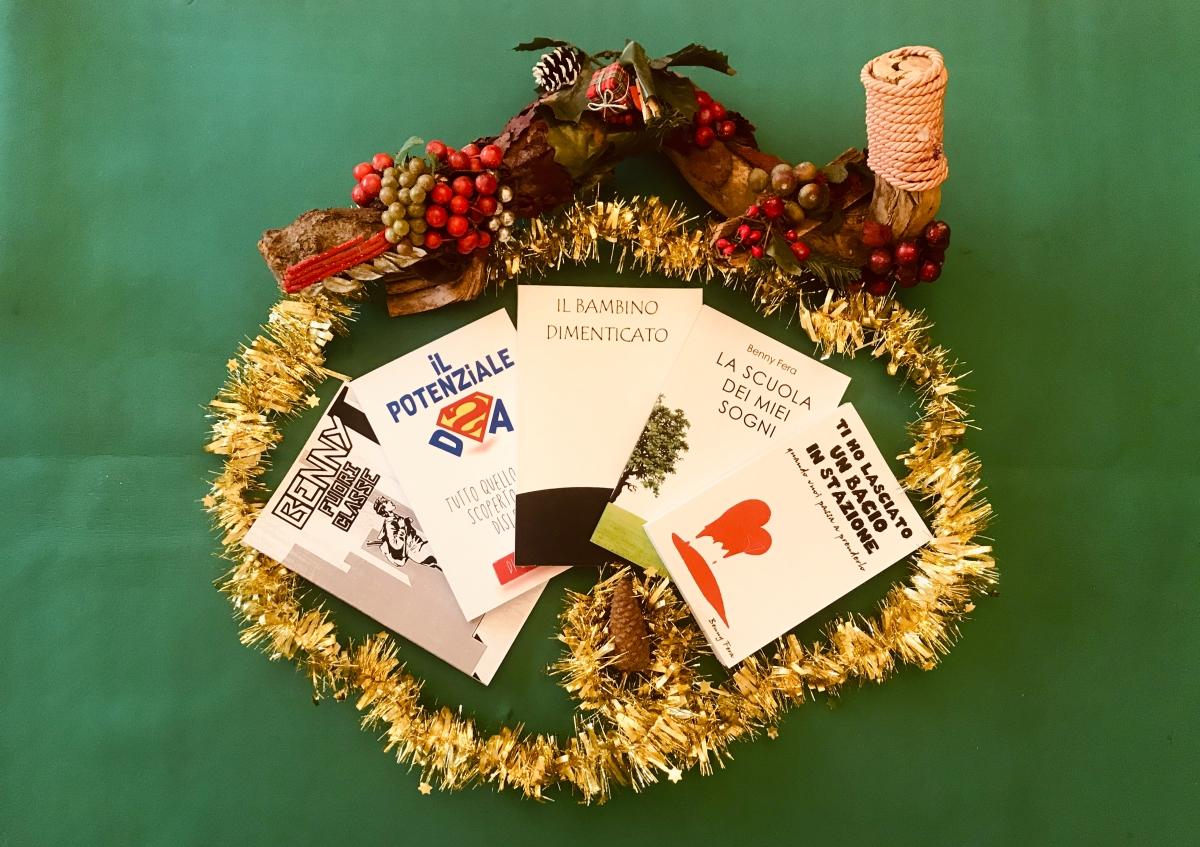 Offerta di Natale: 5 libri a 50€ anziché82€